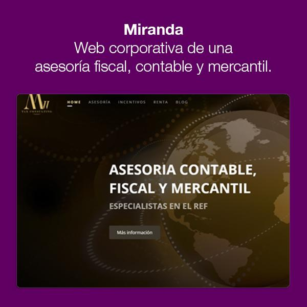 Miranda World Tax Consulting